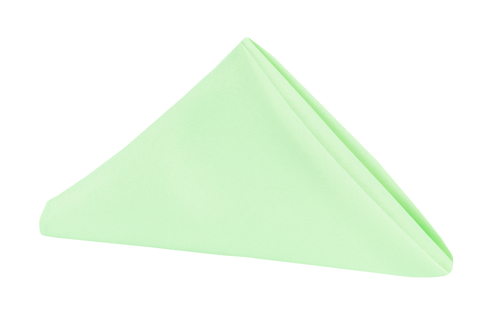 Napkin Polyester Mint Green.jpg