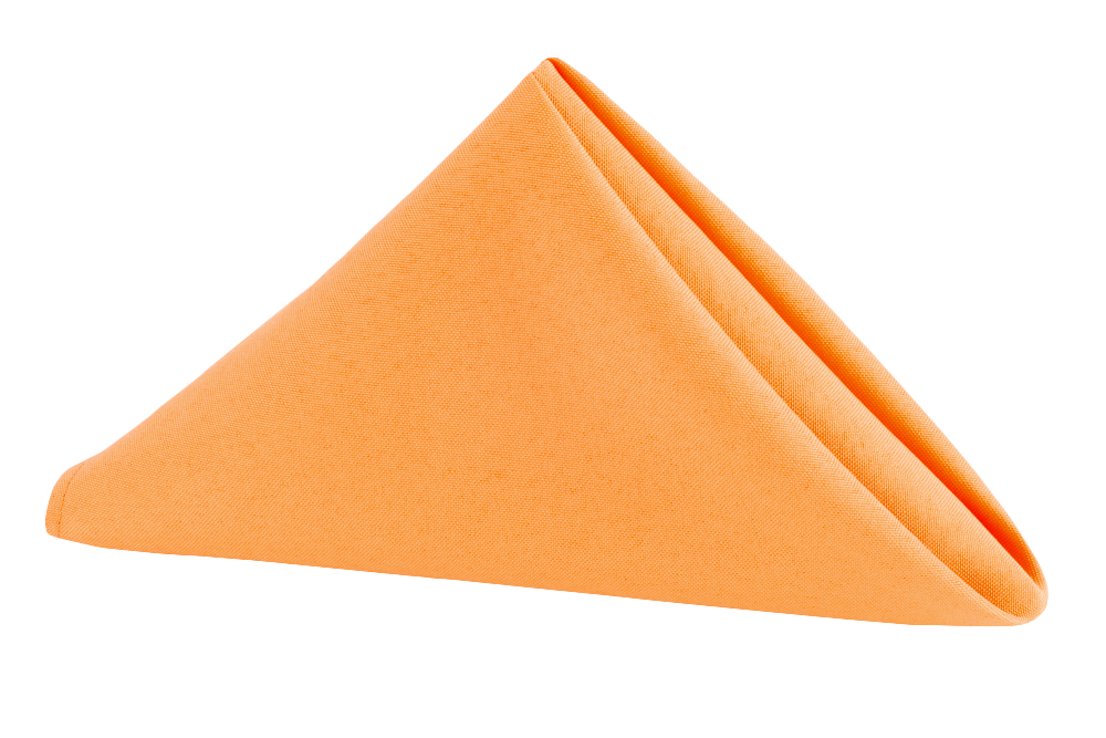 Napkin Polyester Orange.jpg