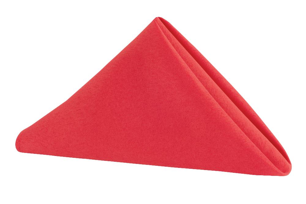 Napkin Polyester Red.jpg