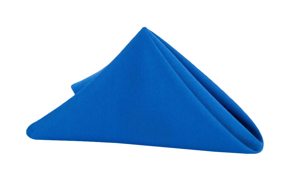 Napkin Polyester Royal Blue (New Tone).jpg