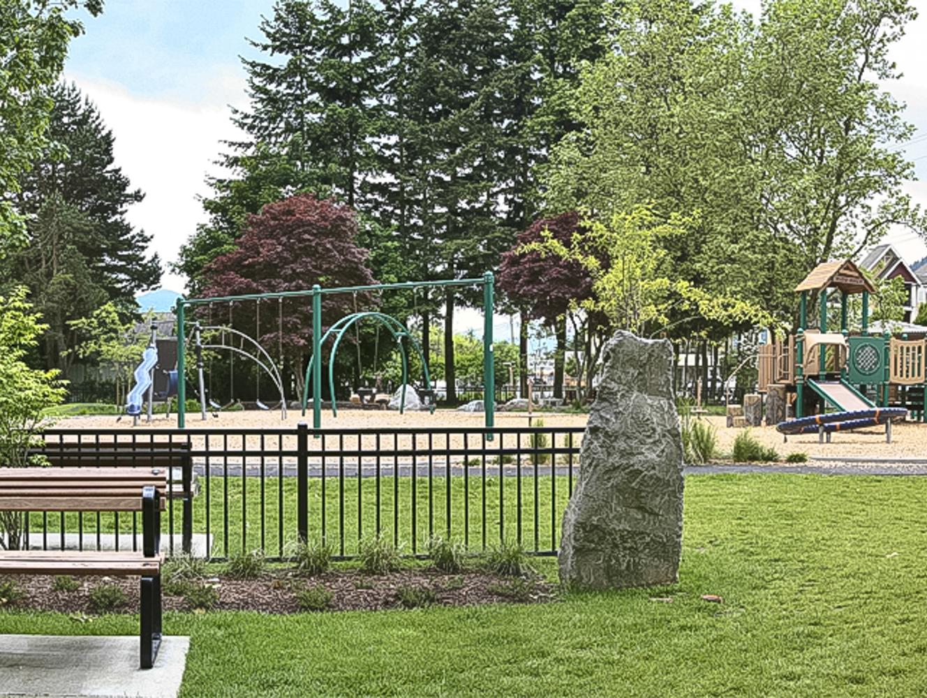 Stan Clarke Park