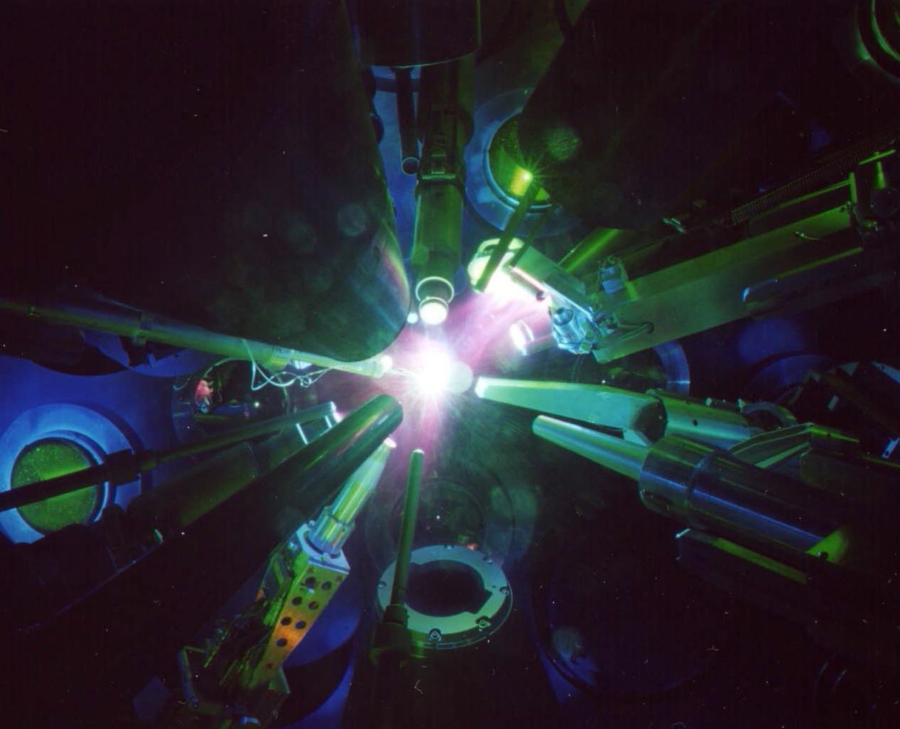 Inertial Confinement Fusion