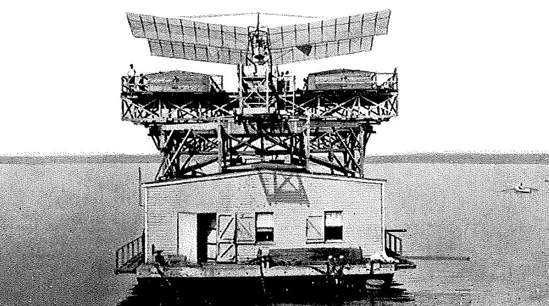 Aerodrome Research House Boat