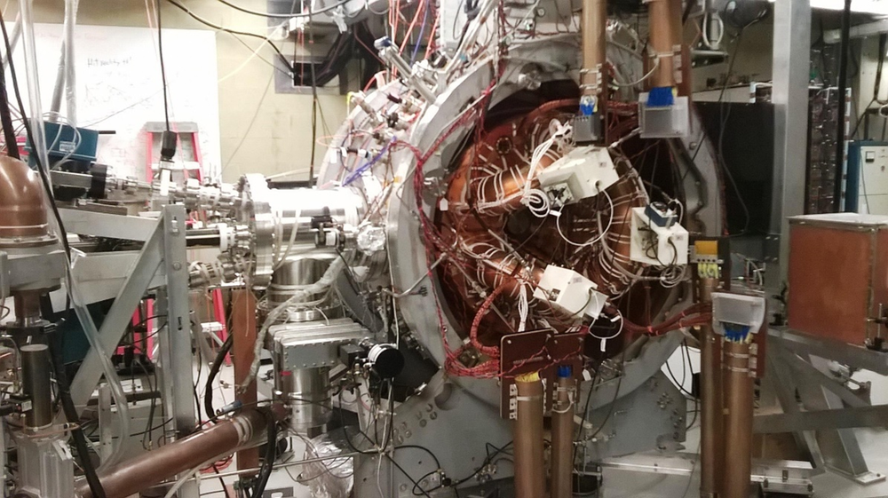 The Dynomak, one promising fusion approach developed by start-up  CT Fusion  in Seattle. The company is a spin out from 30 years of work at the University of Washington and is having problems raising capital.
