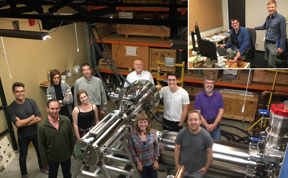 The flowing z-pinch team at Uri Shumlaks' lab at the University of Washington. This effort was spun out into  ZAP Energy Inc . In 2018, the company received a fresh $6.8 million in ARPA-E funding. By flowing the plasma through the Z-Pinch; the plasma can be made stable against magnetic-drive pressure instabilities.