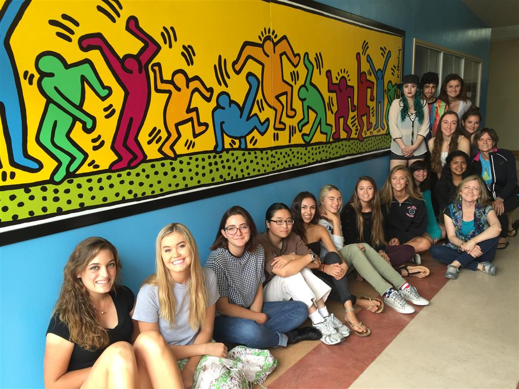 students and teachers with the 16 ft. Keith Haring painting (Medium).jpg