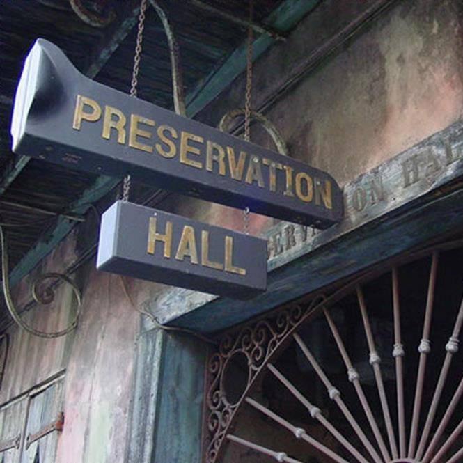 Preservation Hall and Preservation Hall Foundation