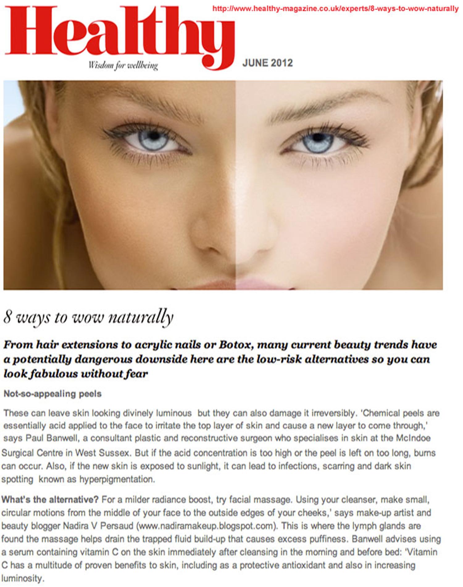 Healthy Magazine Online