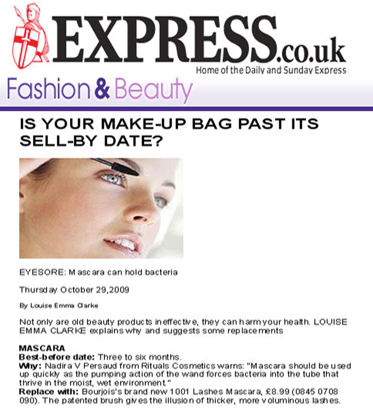 Daily Express Web