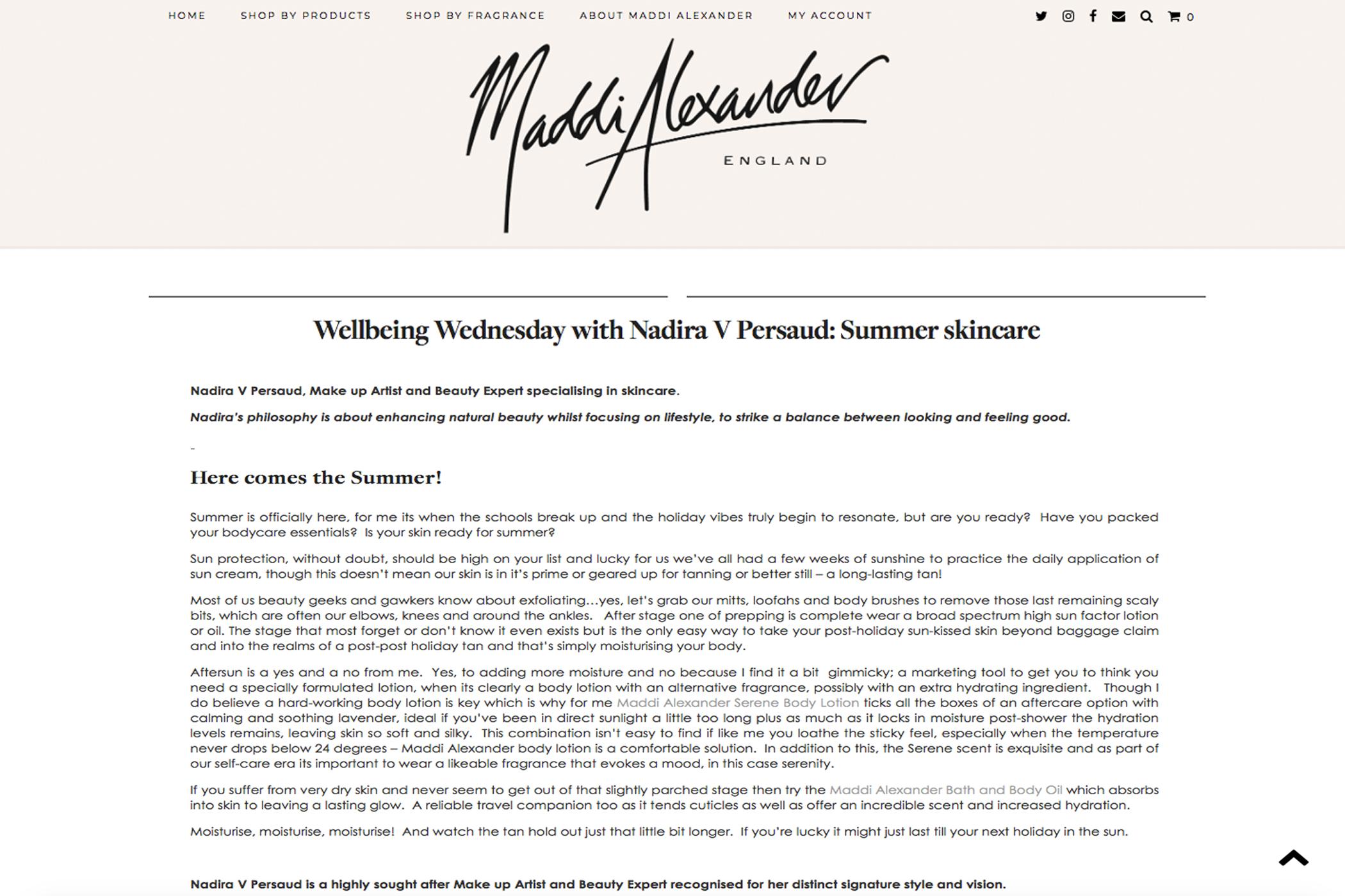 maddialexander.com