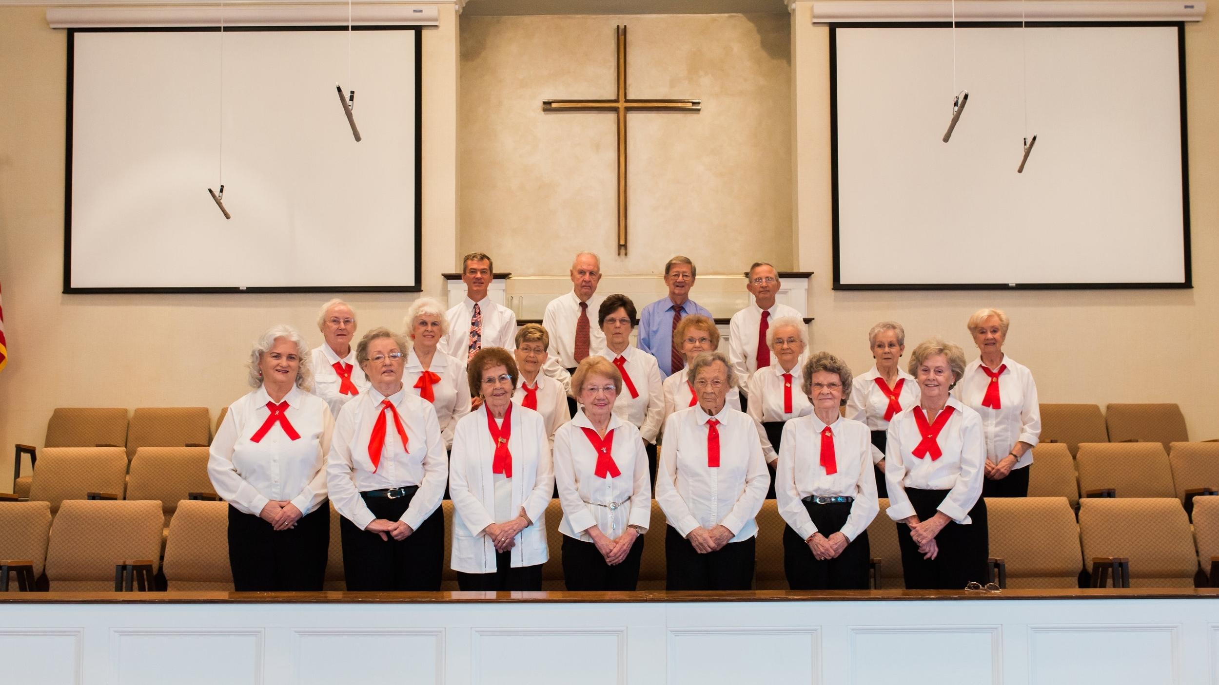 Senior Adult Choir - The