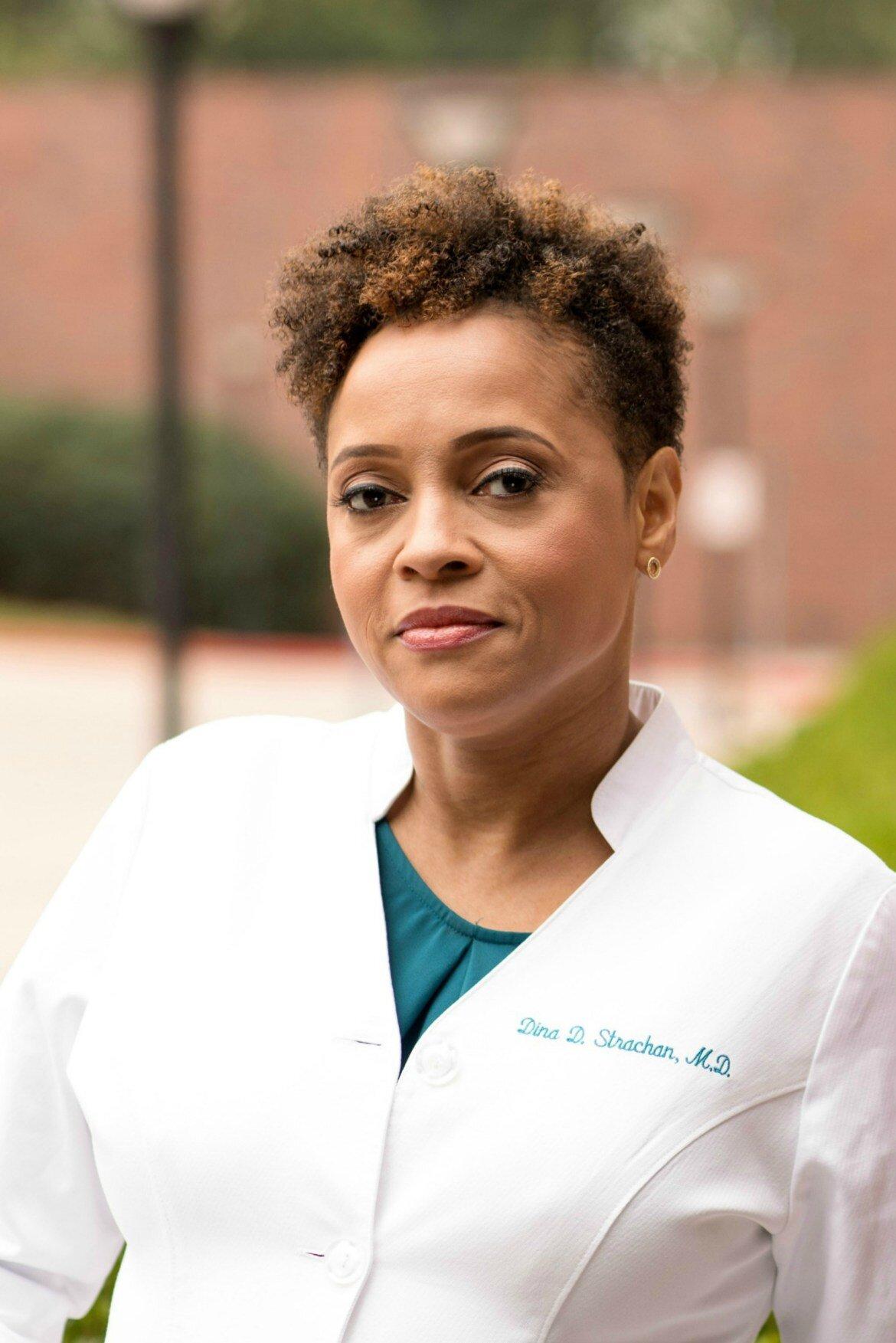 Dr. Dina Strachan, MD