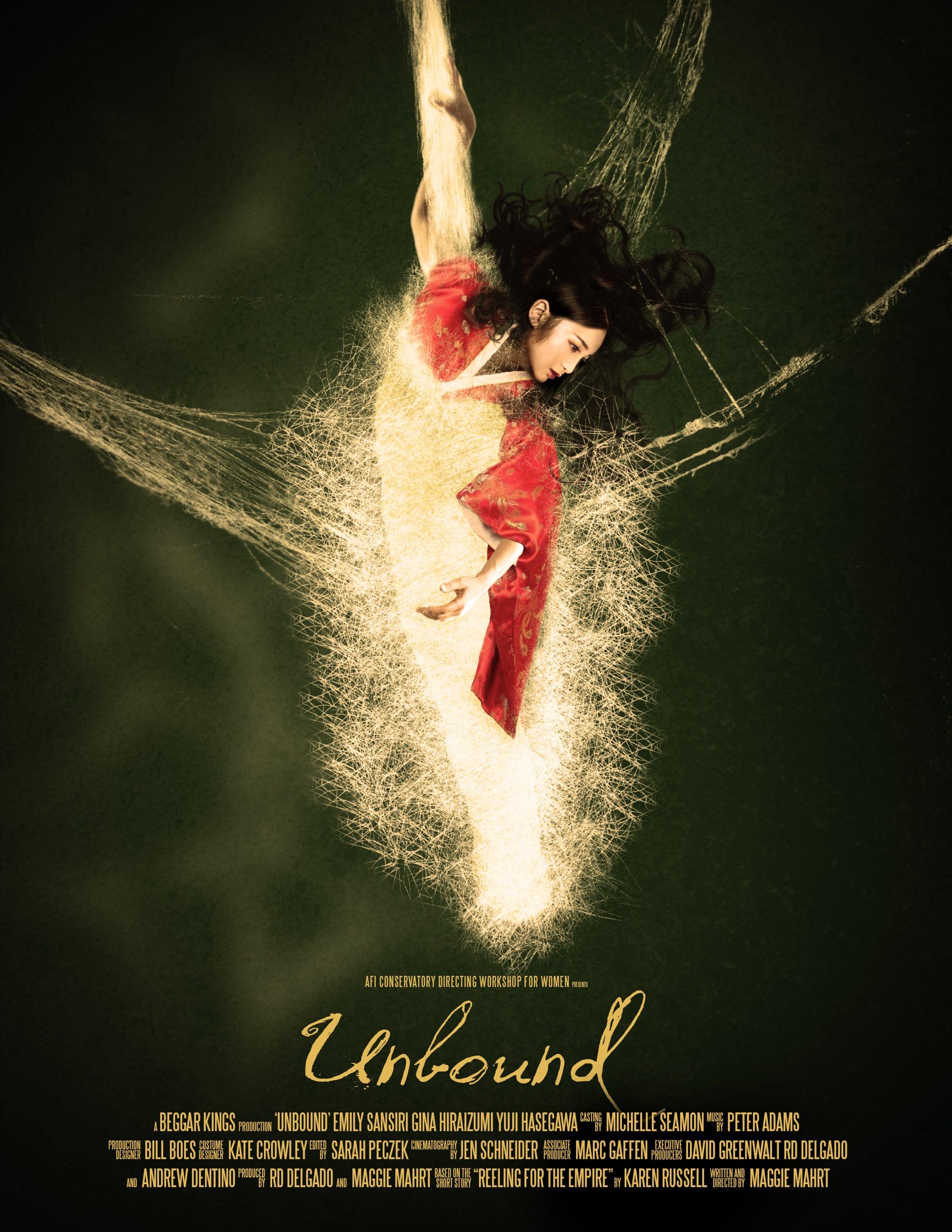 Unbound movie poster