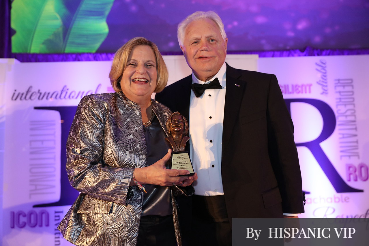 CHLI's 14th Annual Gala - Honoring Congresswoman Ileana Ros-Lehtinen