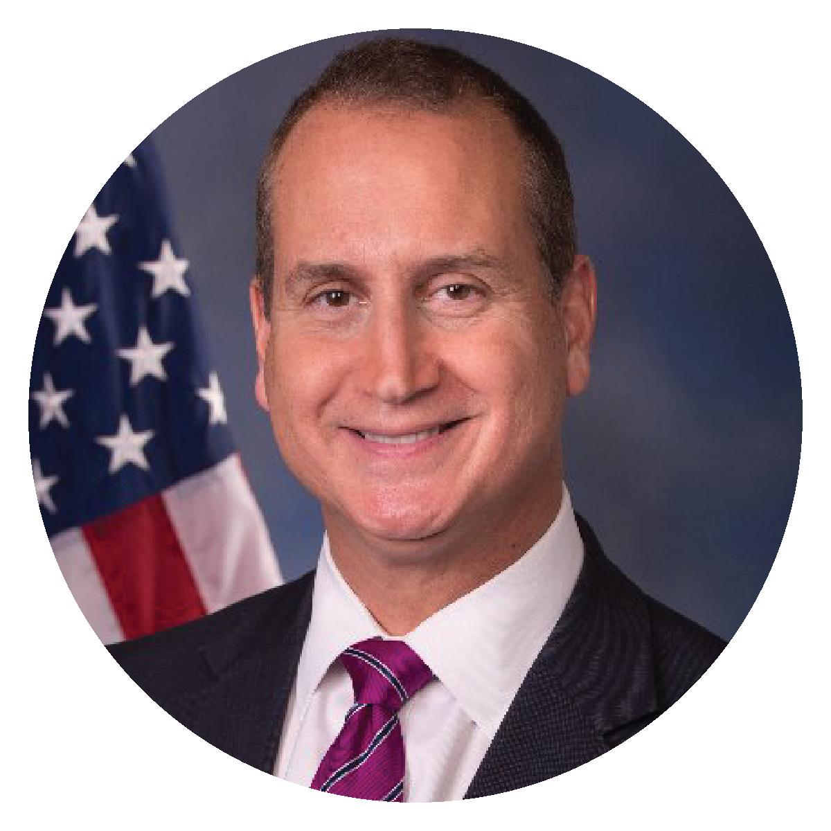 Rep. Mario Diaz-Balart (R-FL)  Vice-Chairman