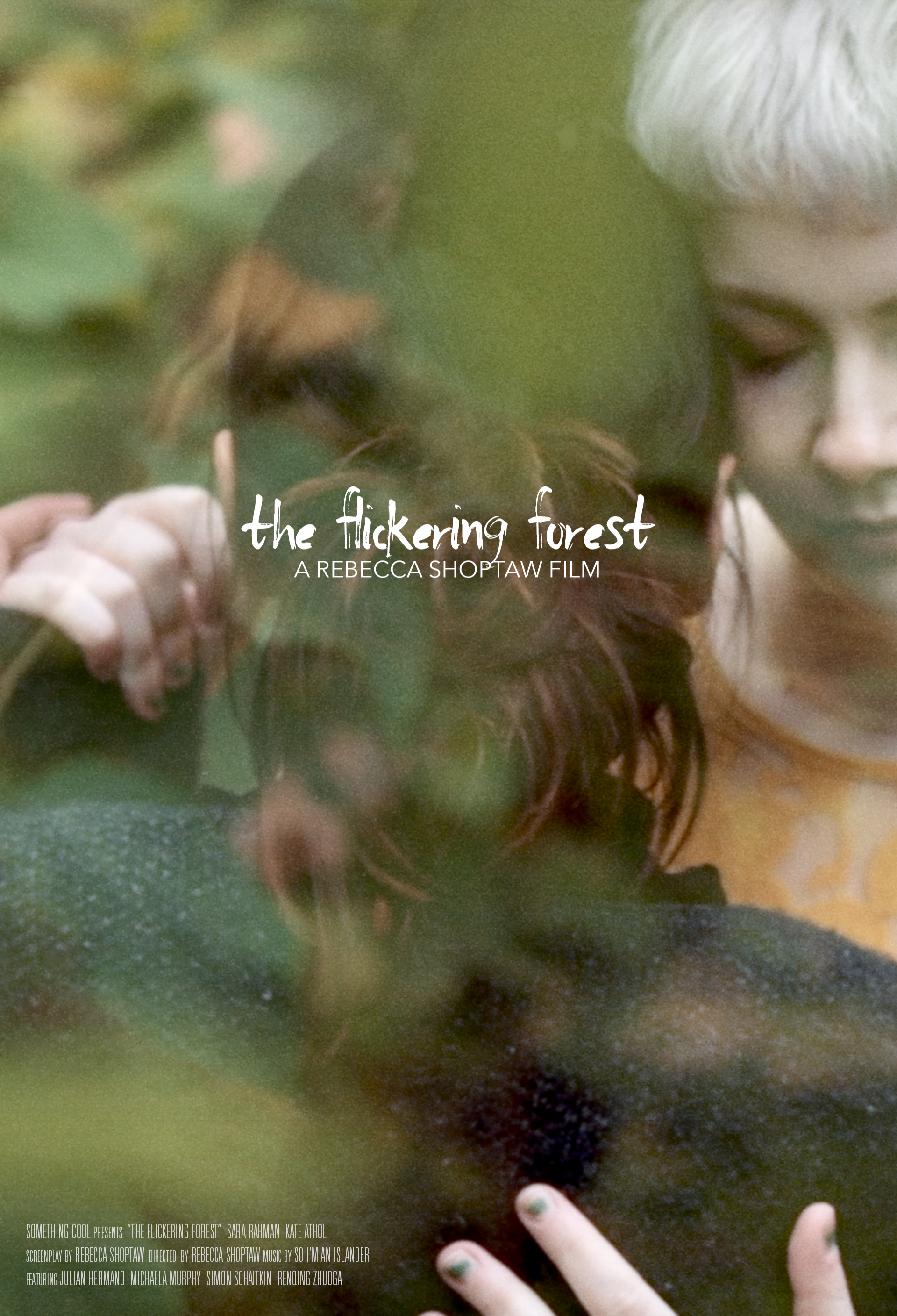 The Flickering Forest - Poster