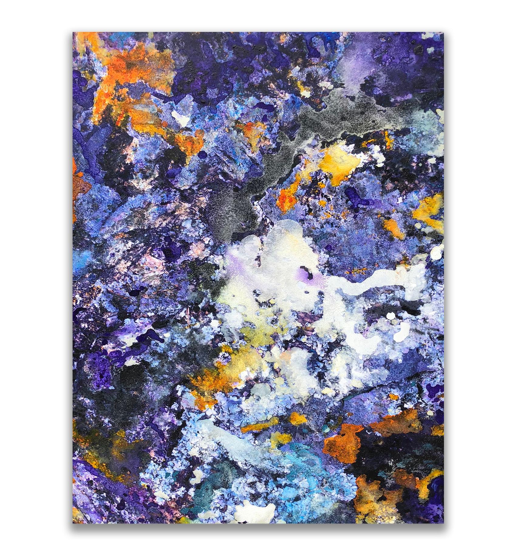 The Storm    24x36 Acrylic on Canvas