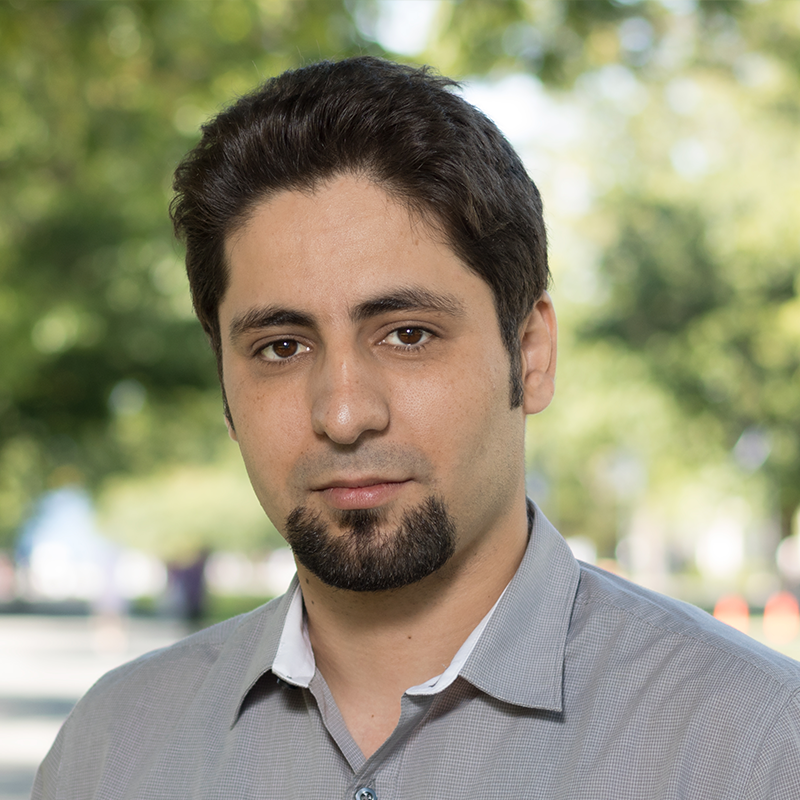 Mohammad Ali Saket   Ph.D. Student   alisaket@ece.ubc.ca    LinkedIn