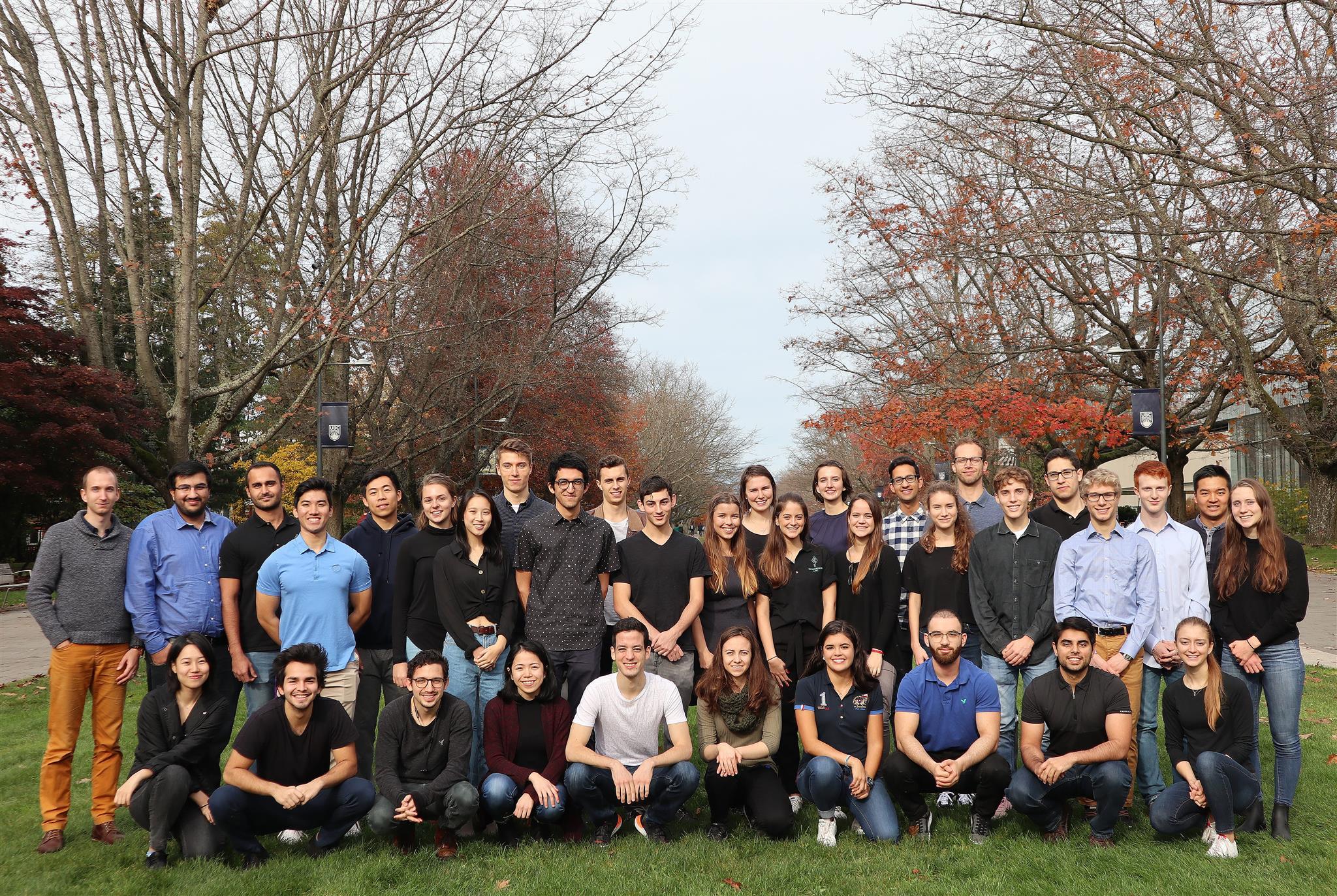 UBC Team