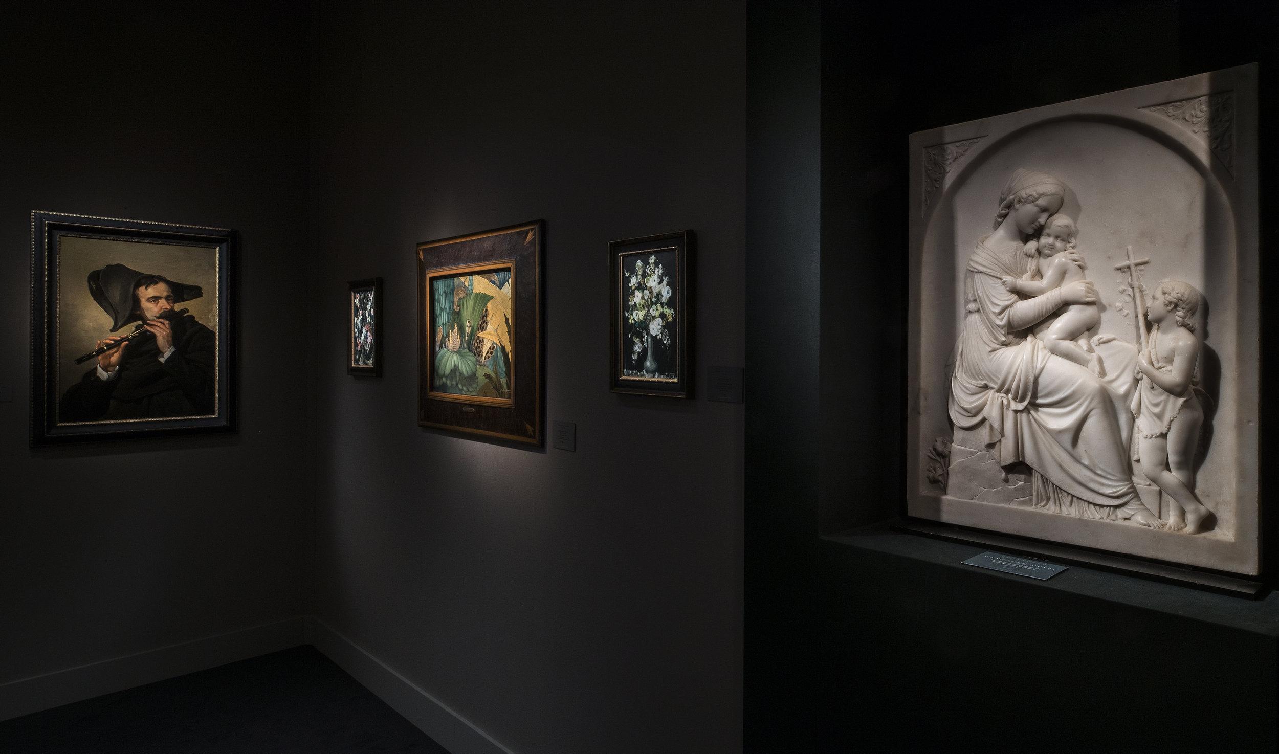 TEFAF 2018 installation view 7