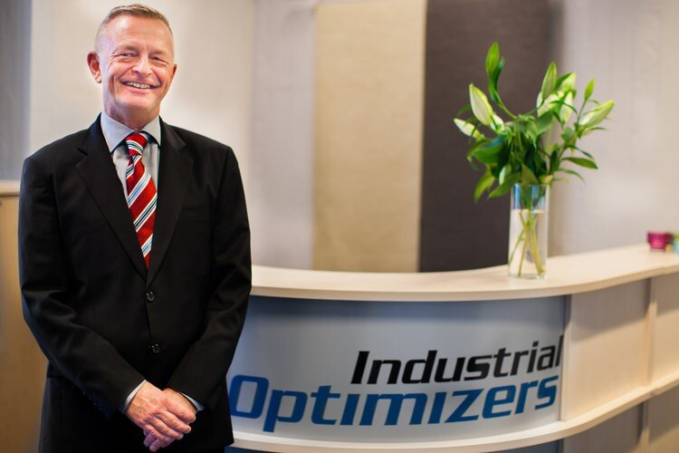 Tore Jenner, Industrial Optimizers' CEO