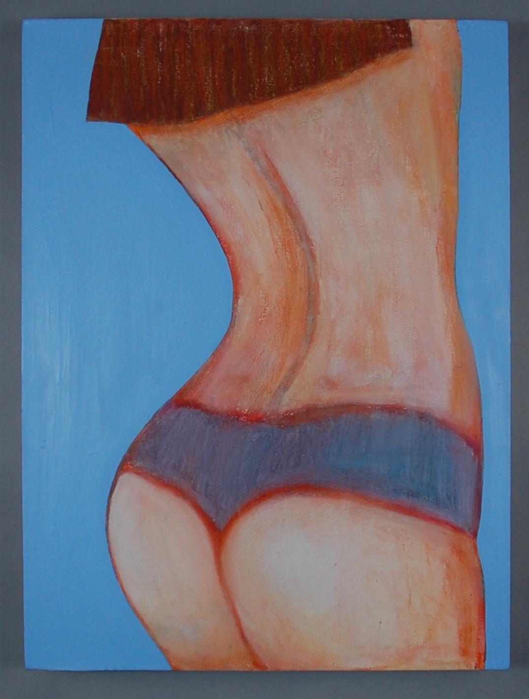 Female figure fragment #3