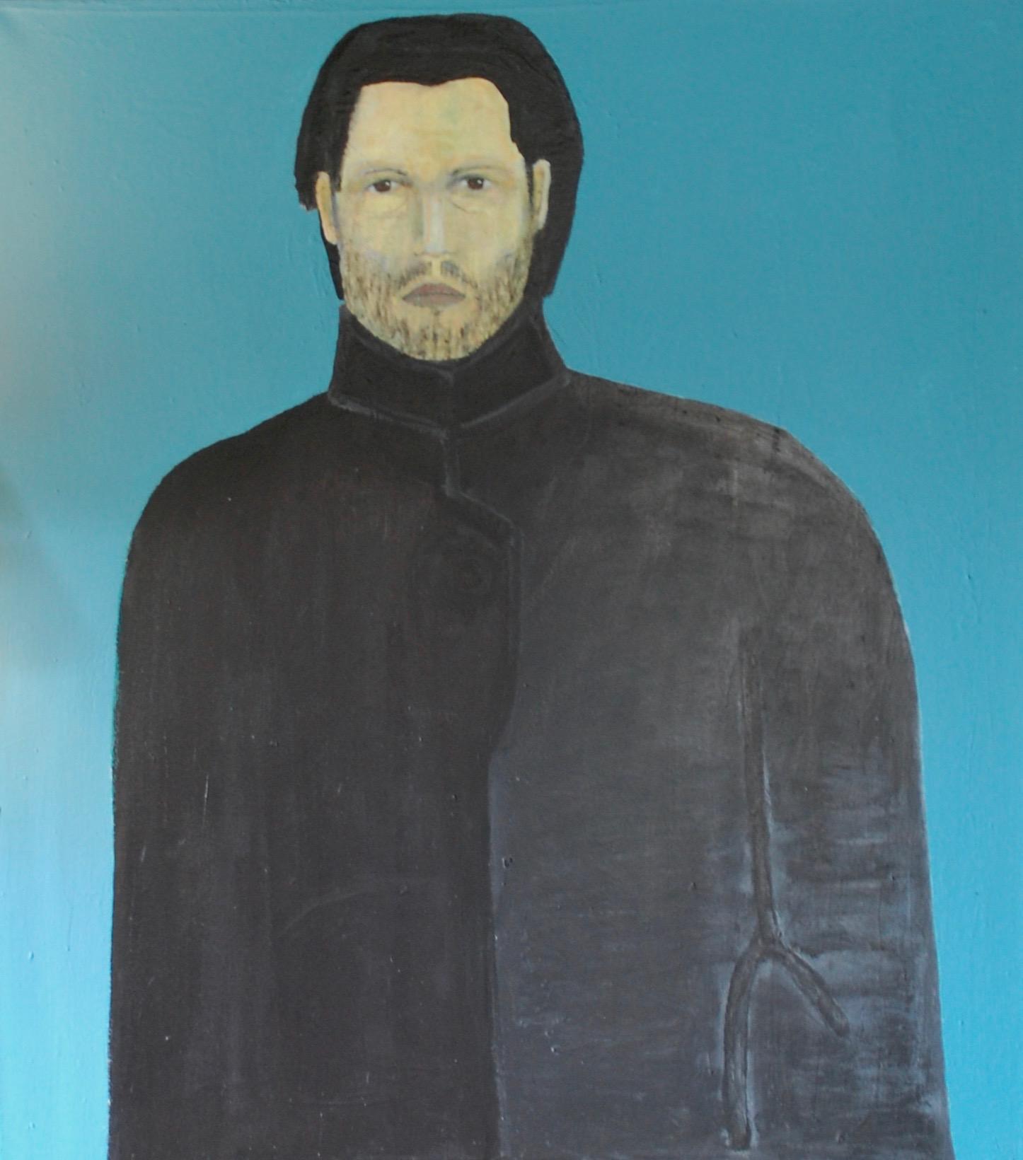 Self portrait, 2001-2017