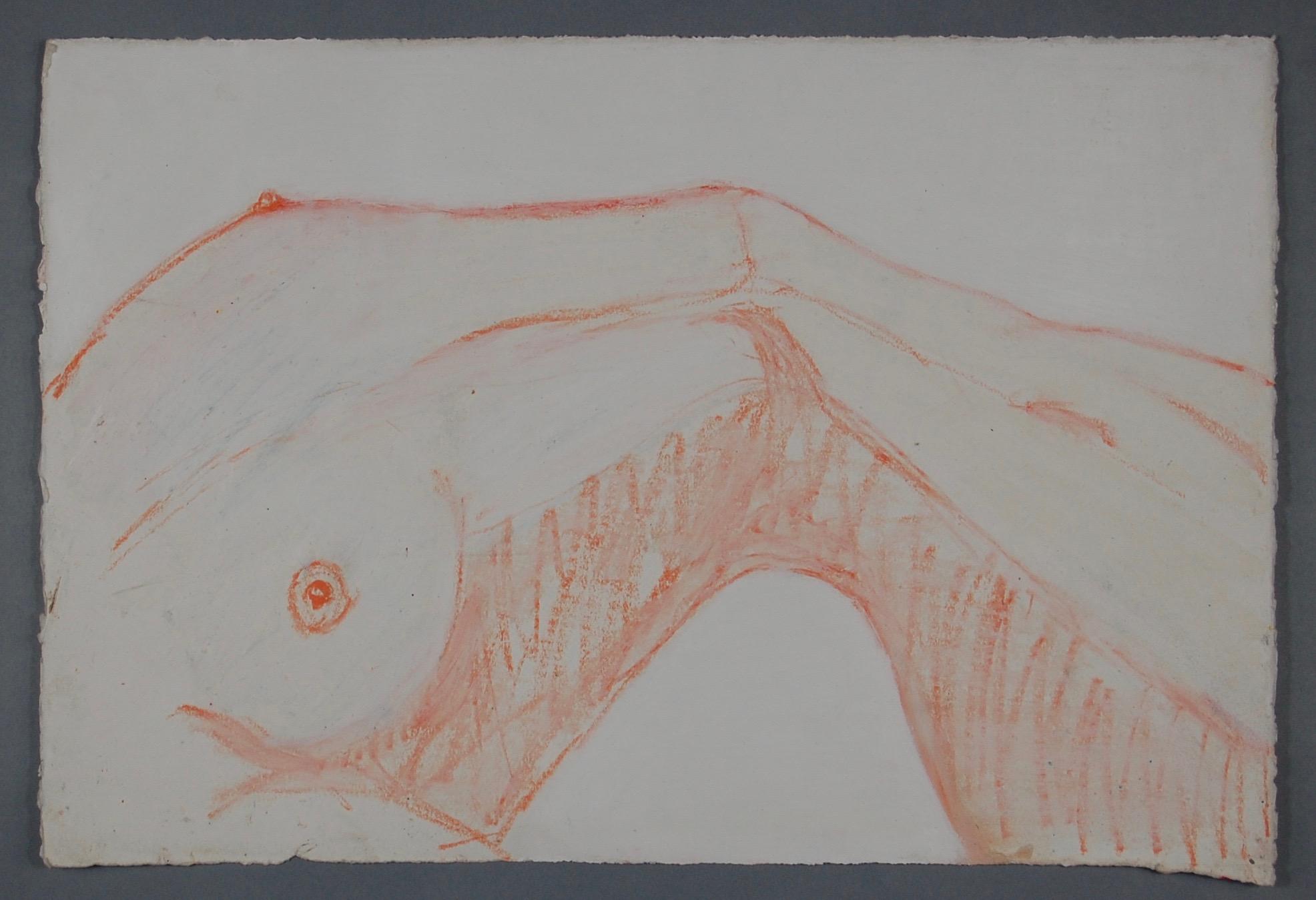 Female figure fragment #1 Arc