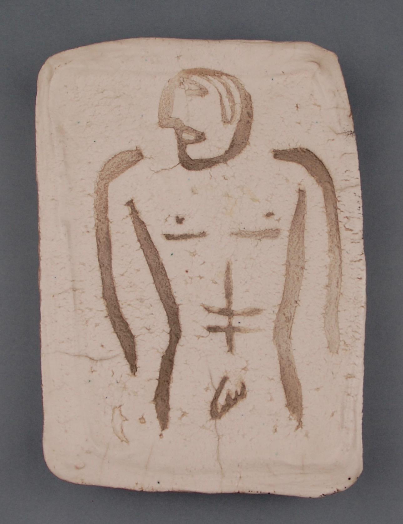 Male nude, 1992