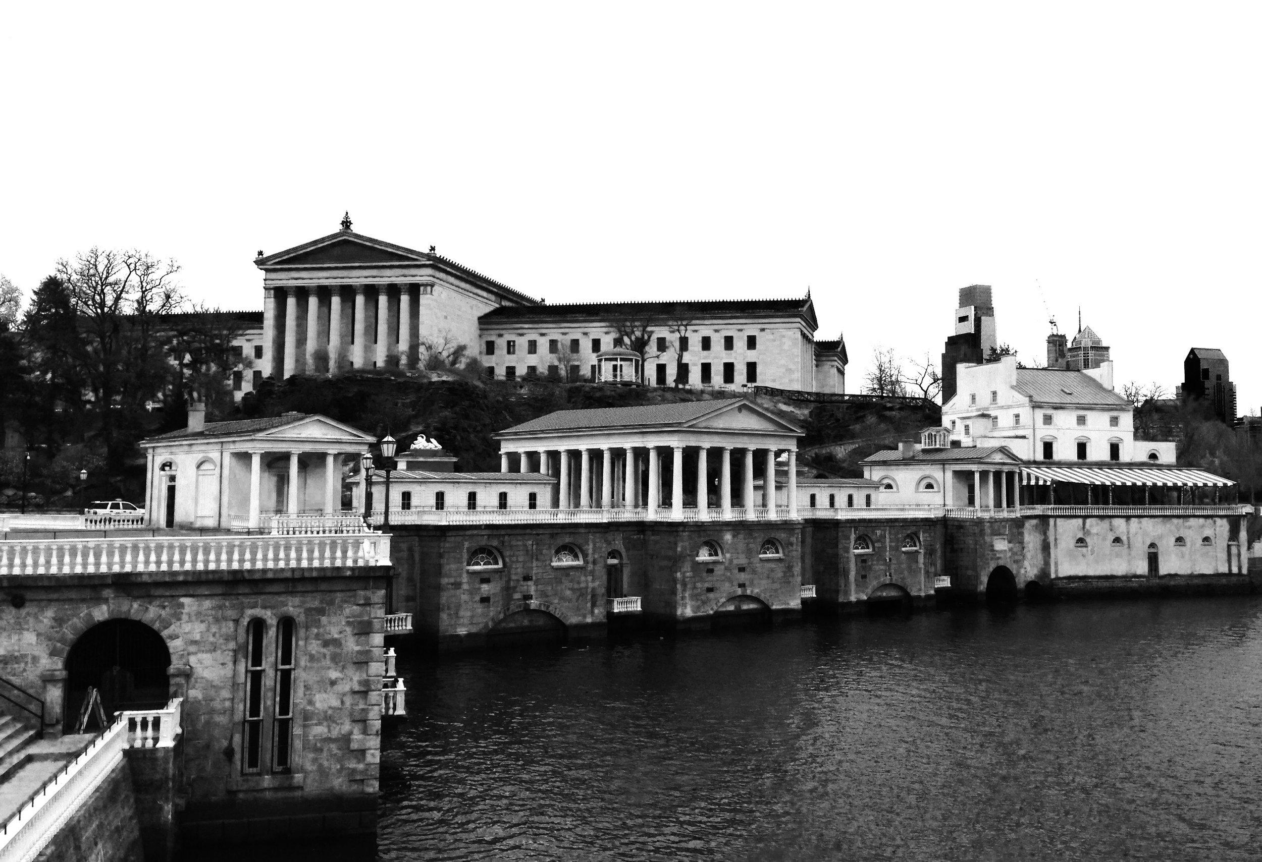 Philadelphia waterworks #3