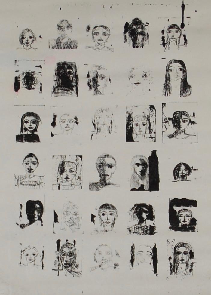 Thirty women, 2001