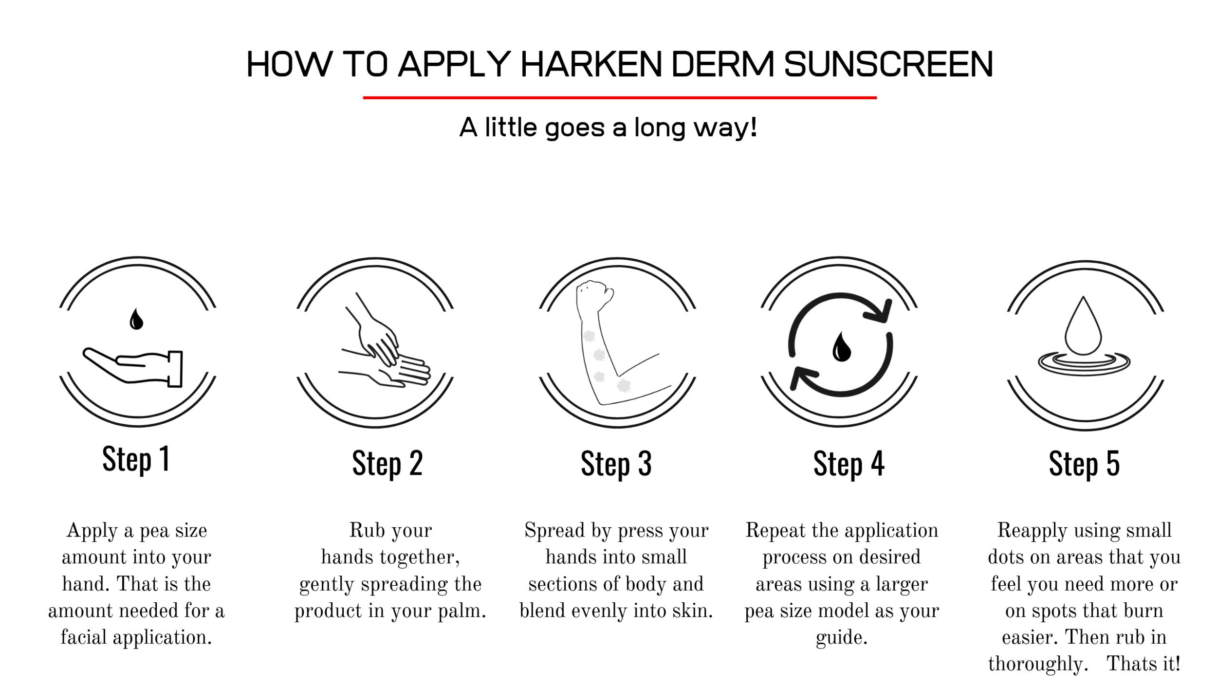 How to apply Harken Derm Sunscreen.png