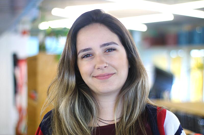 Bruna Petean   Coordenadora de Social Media