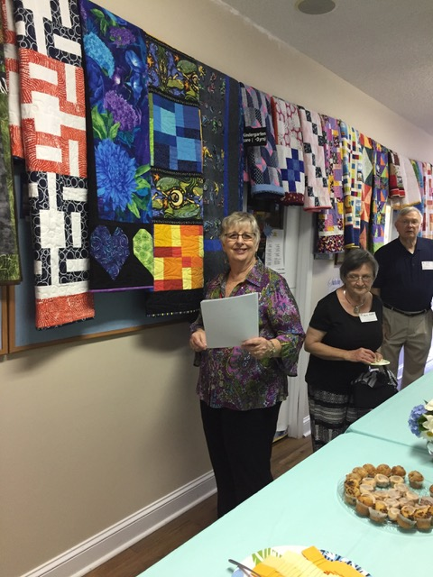 128 Quilts for Children's Hope Alliance