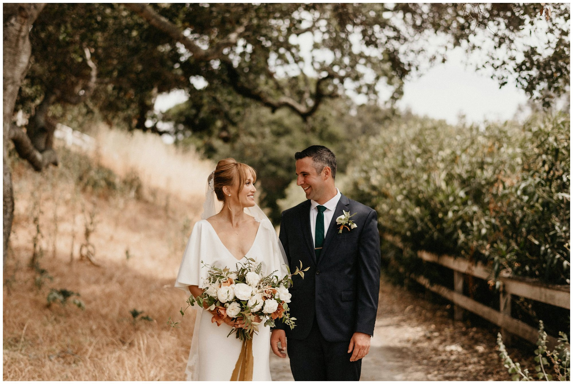 Kate and Alex - CARMEL VALLEY, CA