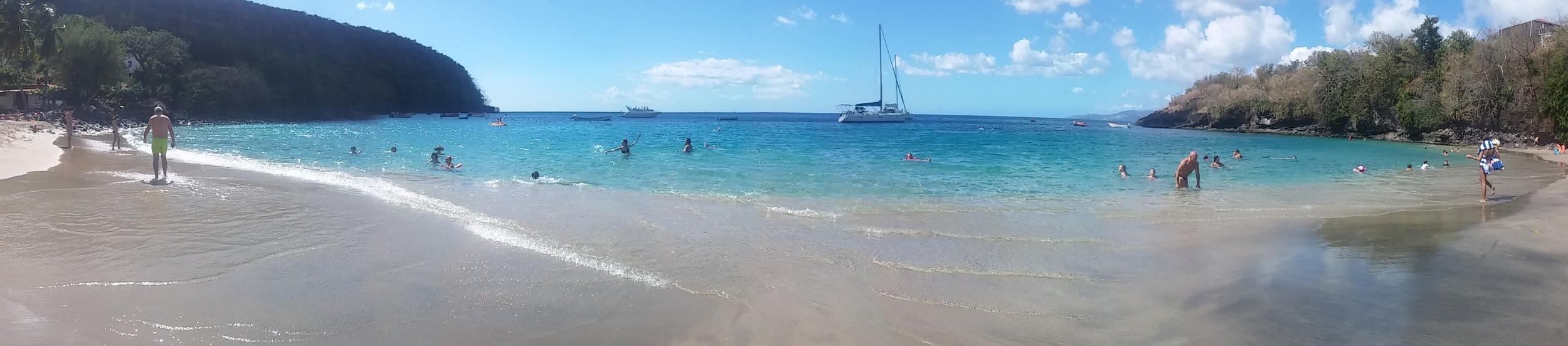 Surprise Vacation Martinique Anse Dufour