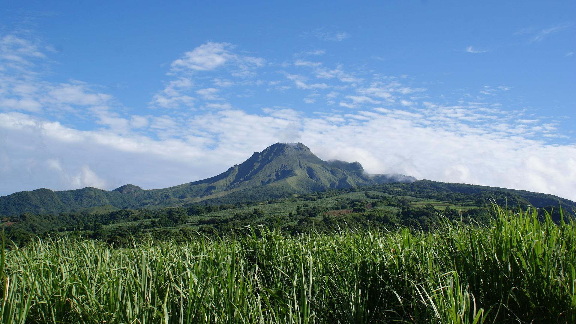 Surprise Vacation Martinique Mount Pelee