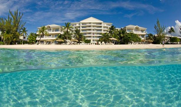 Romantic Vacation Caribbean Club Grand Cayman