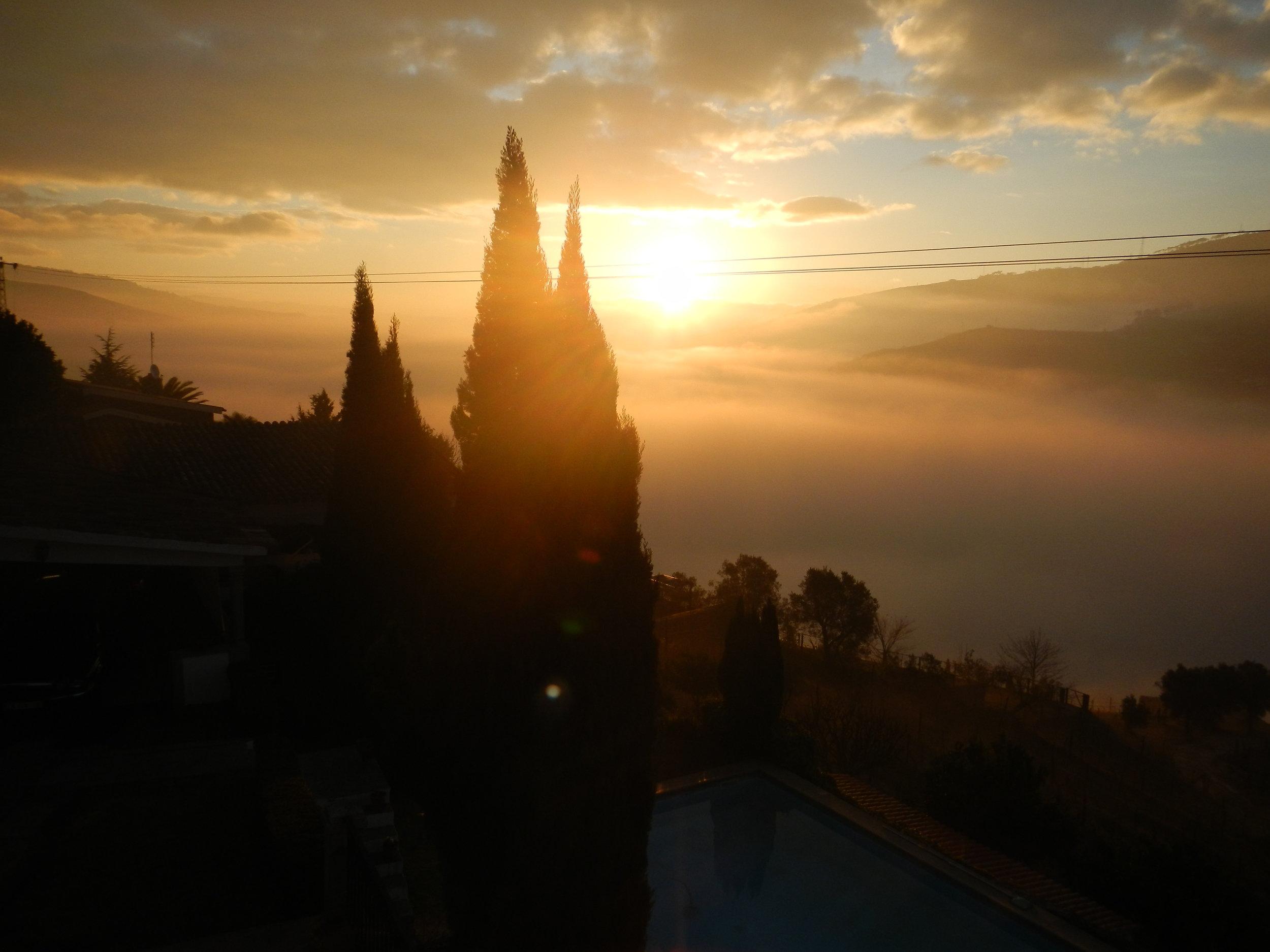 Sunrise Douro Valley Vacation