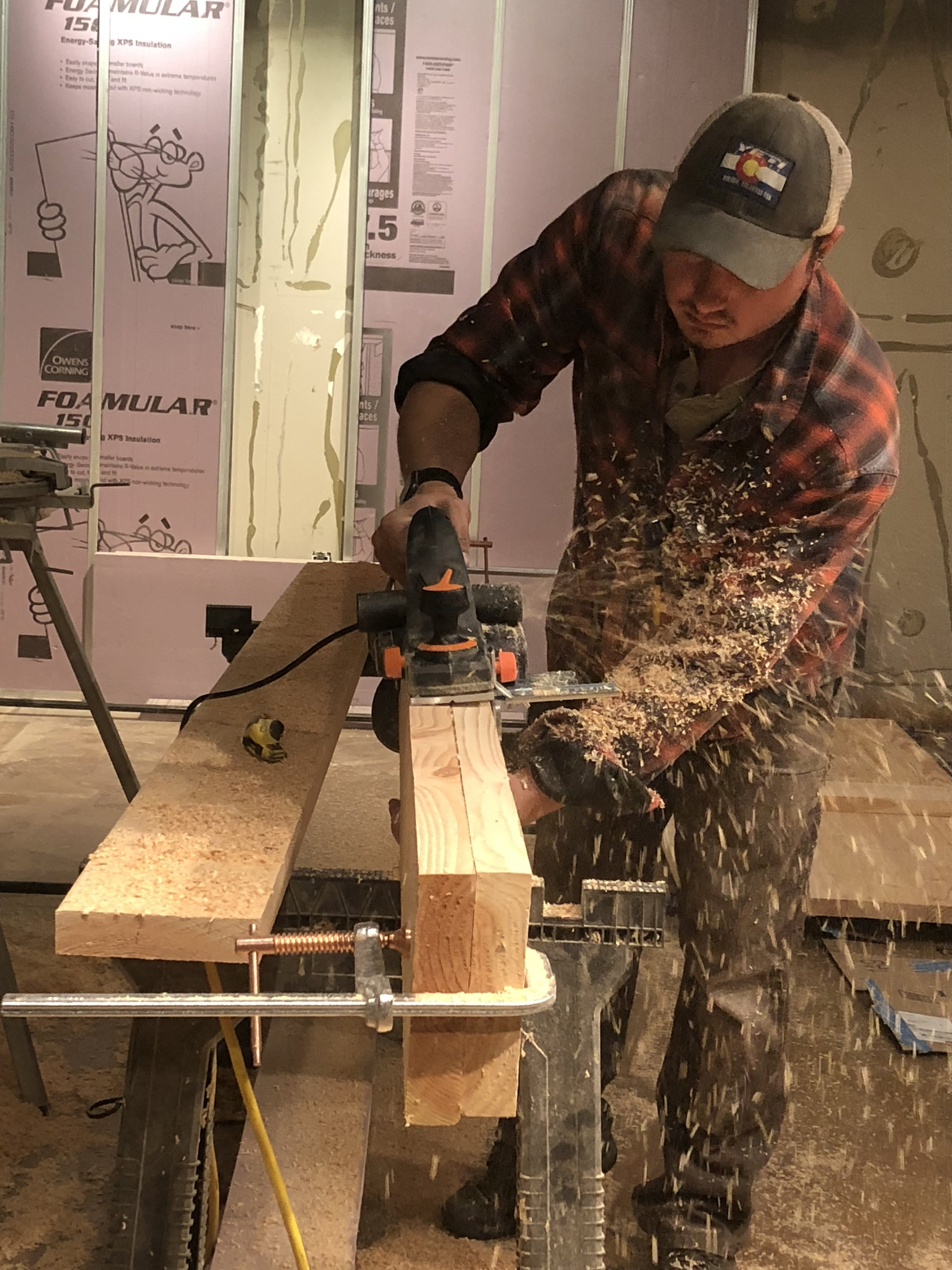 Building Taproom Tables