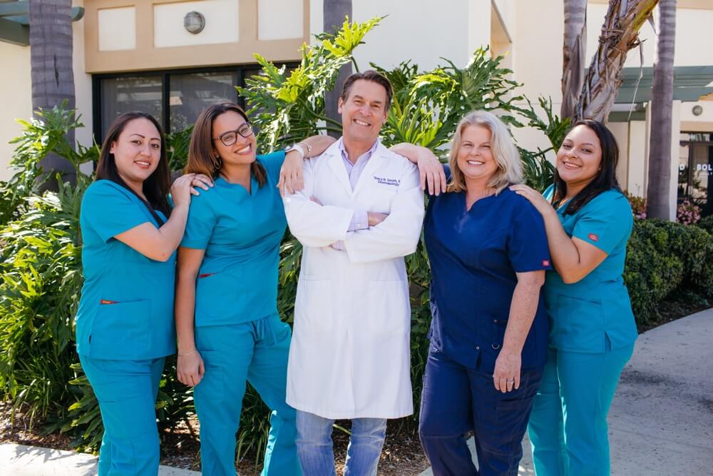 California Dermatology & Clinical Research Institute Staff