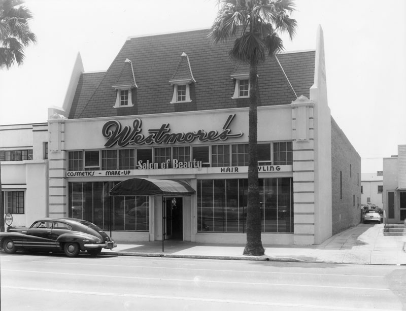 The House of Westmore Salon, 6638 Sunset Strip.
