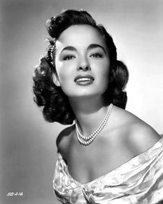 Ann Blyth, The Diamond Face.