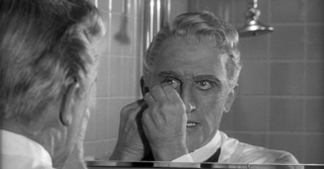Kirk Douglas, The List of Adrian Messenger, 1953.