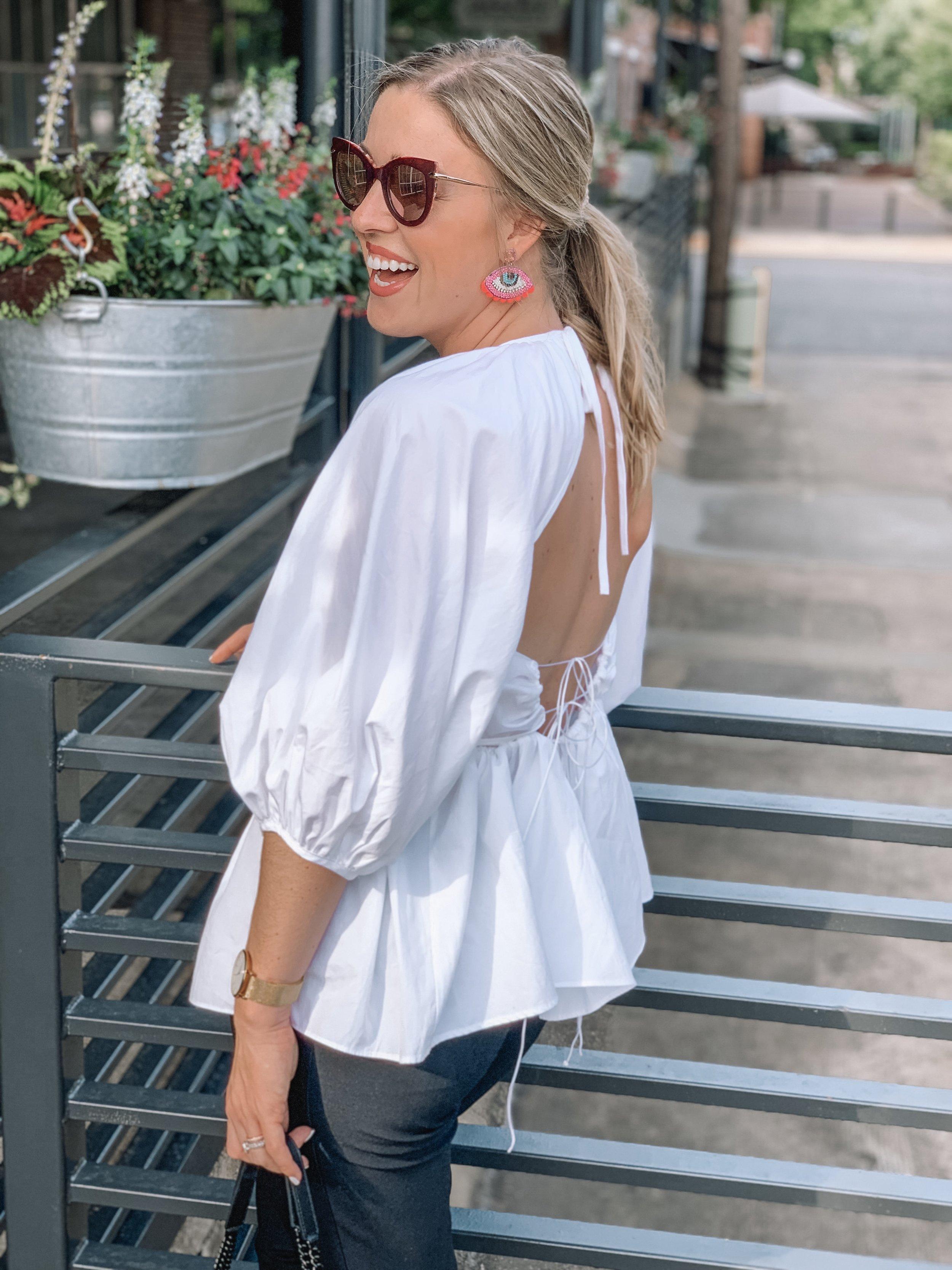 cecilie bahnsen blouse