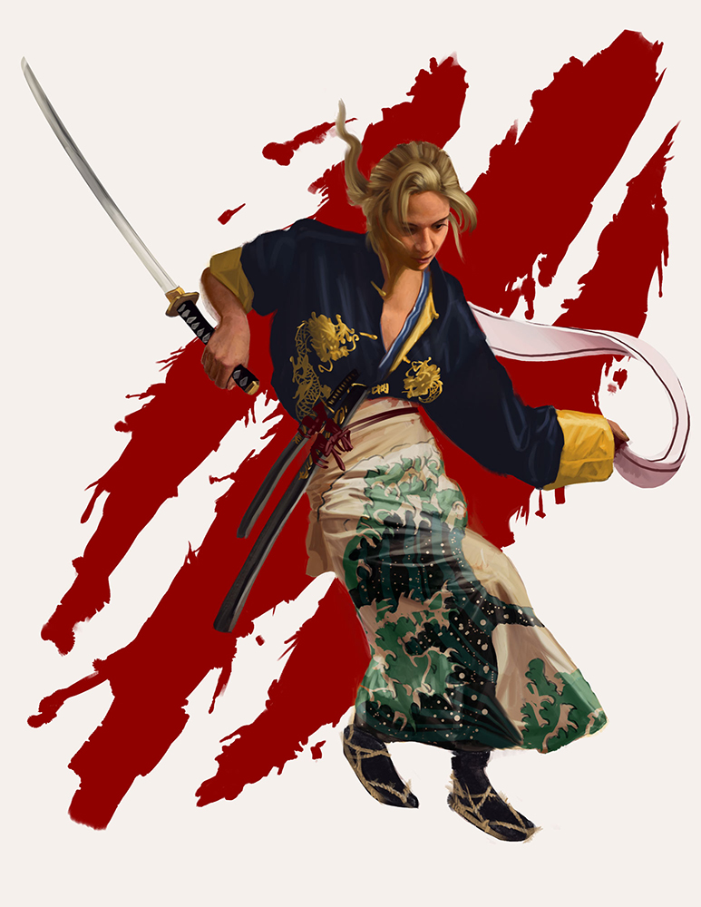 Samurai Duelist