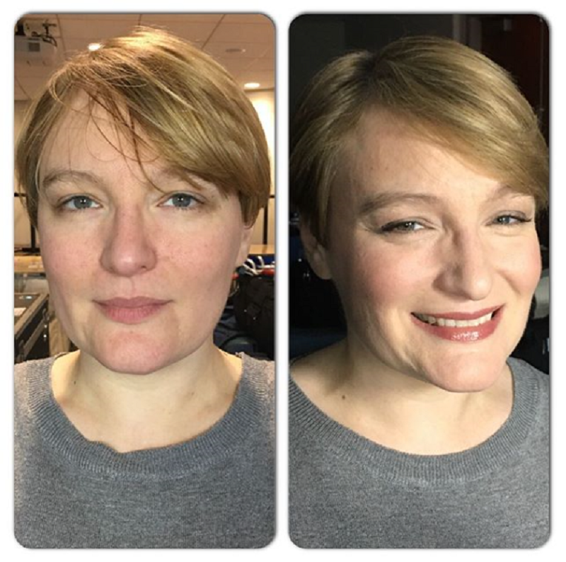 Maryelle Artistry Makeup - Before & After