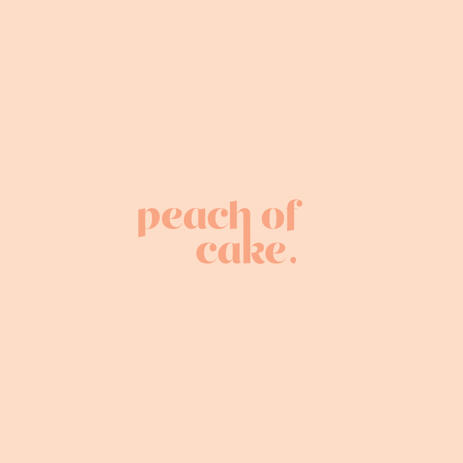 https://melvolkman.com/peach-of-cake/