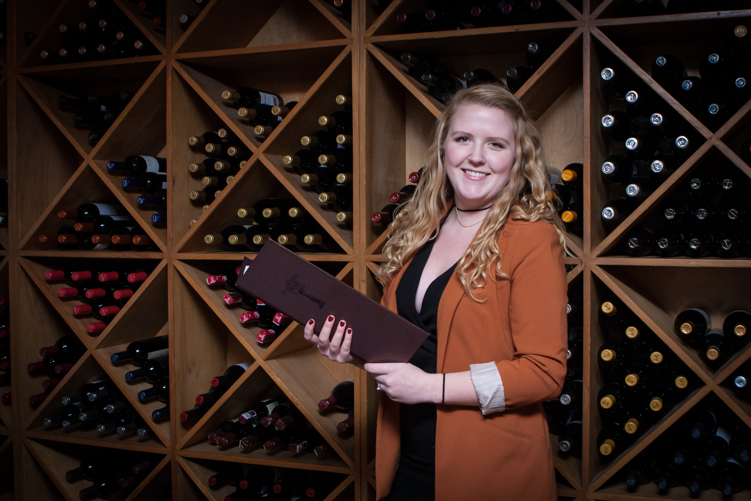 PAIGE ROGAN<br>Dining Room Manager