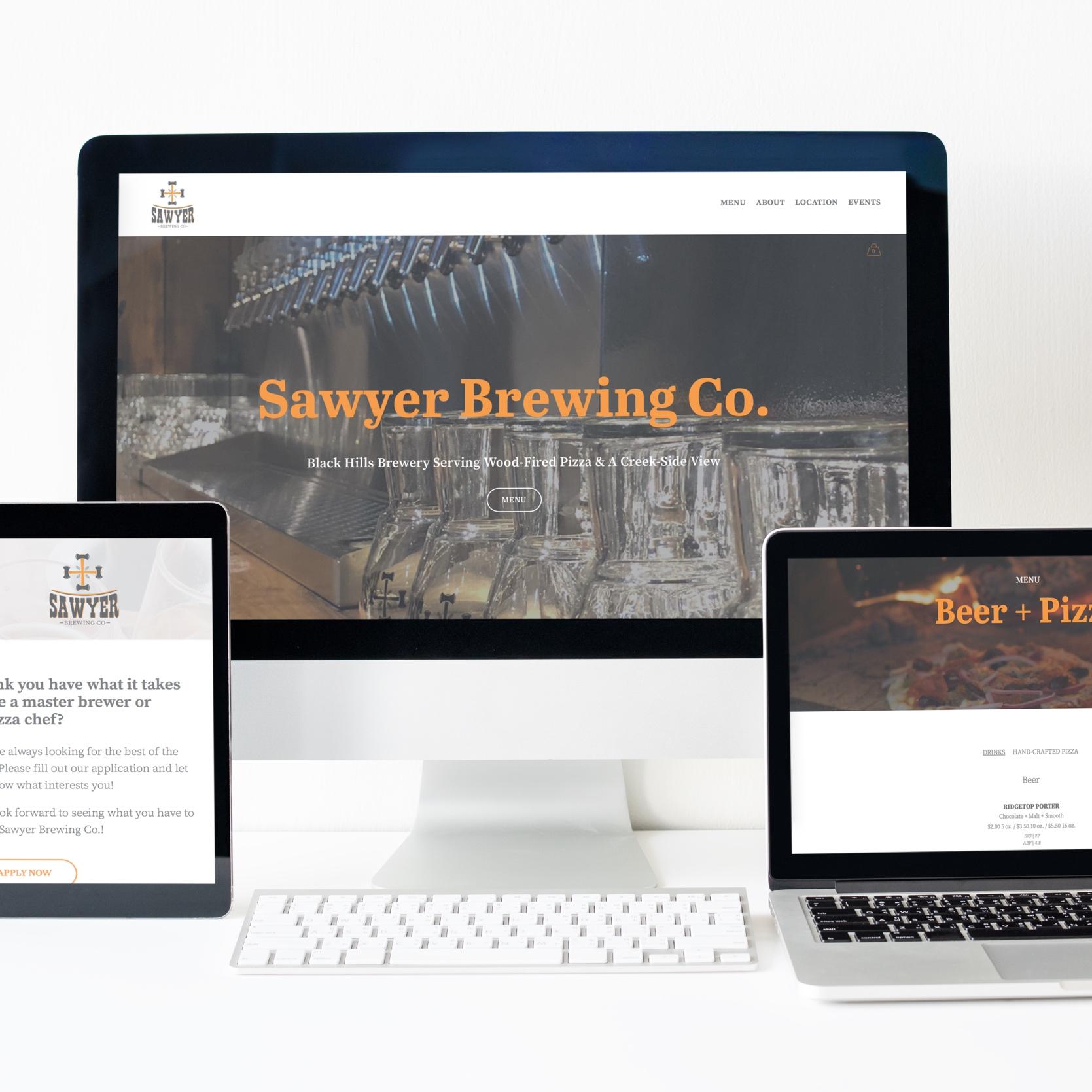 Davis4 | Sawyer Brewing Co.